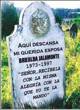LA MUERTE PREMATURA DE BRUJILDA