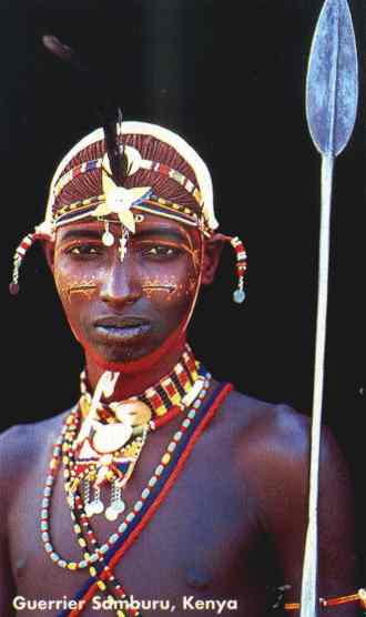 Los Samburu