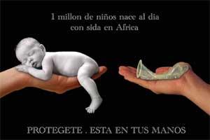 El negocio del sida